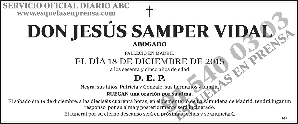 Jesús Samper Vidal